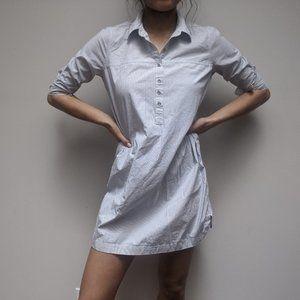 Abercrombie & Fitch Dress | Striped Dress Shirt